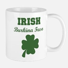 Irish Burkina Faso Mug