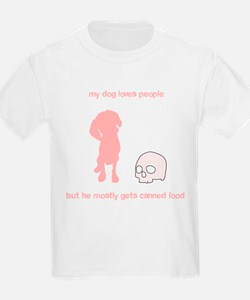 Your adorable maneating dog T-Shirt