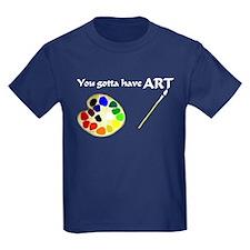 Gotta Have ART T