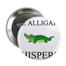 "The Alligator Whisperer 2.25"" Button"