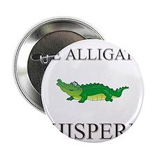 """The Alligator Whisperer 2.25"""" Button (10 pack)"""