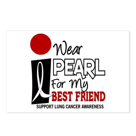 I Wear Pearl For My Best Friend 9 Postcards (Packa