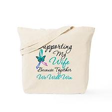 Lymphoma Support (Aunt) Tote Bag
