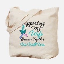 Lymphoma Support (Aunt) Tote Bag