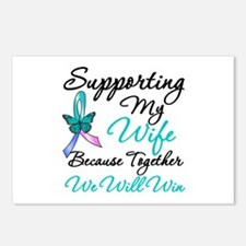 Lymphoma Support (Aunt) Postcards (Package of 8)