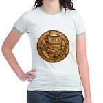 USS McGOWAN Jr. Ringer T-Shirt
