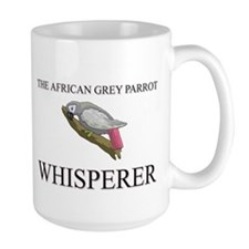 The African Grey Parrot Whisperer Mug