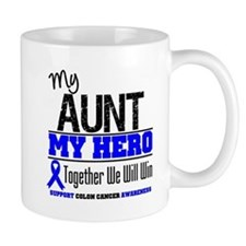 ColonCancerHero Aunt Mug