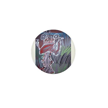 Isaiah Martinez Mini Button (100 pack)
