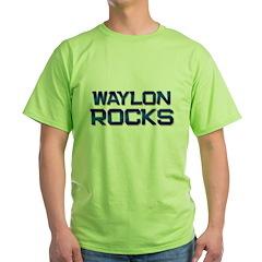 waylon rocks T-Shirt