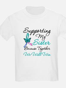 Thyroid Cancer Sister T-Shirt