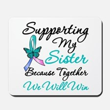 Thyroid Cancer Sister Mousepad