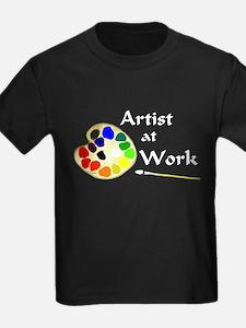 Artist at Work T