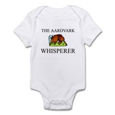The Aardvark Whisperer Infant Bodysuit