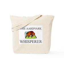 The Aardvark Whisperer Tote Bag