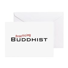 Practicing Buddhist Greeting Cards (Pk of 10)