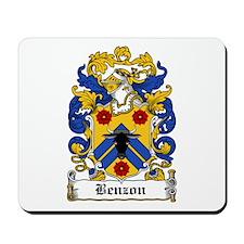 Benzen Coat of Arms Mousepad
