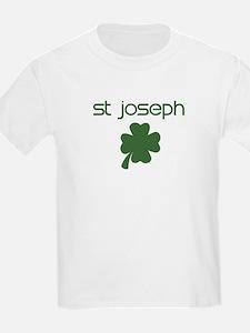 St Joseph shamrock T-Shirt