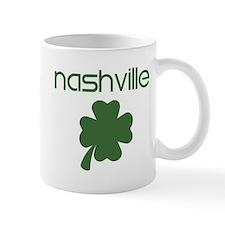 Nashville shamrock Mug