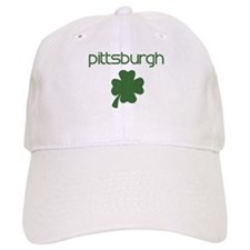 Pittsburgh shamrock Baseball Cap