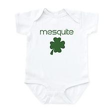 Mesquite shamrock Infant Bodysuit