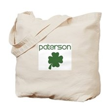 Paterson shamrock Tote Bag
