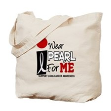 I Wear Pearl For ME 9 Tote Bag