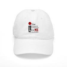 I Wear Pearl For ME 9 Baseball Cap