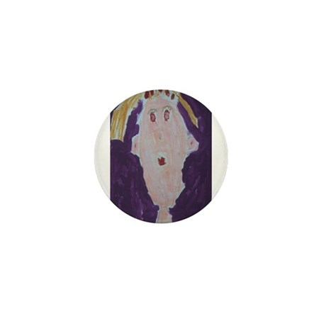Maeve Fitzpatrick Mini Button (100 pack)
