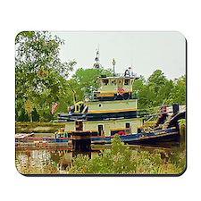 Gold Coast Tugboat Mousepad