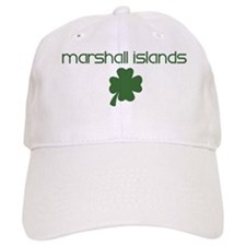 Marshall Islands shamrock Baseball Cap