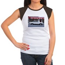 Dart Women's Cap Sleeve T-Shirt