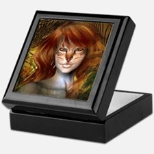 It's A Jungle Out There! Keepsake Box
