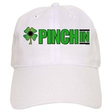 pinch in Baseball Cap