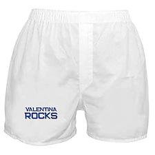valentina rocks Boxer Shorts