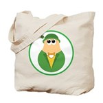 Funny Irish Leprechaun Tote Bag