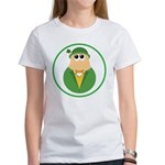 Funny Irish Leprechaun Women's T-Shirt