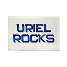 uriel rocks Rectangle Magnet