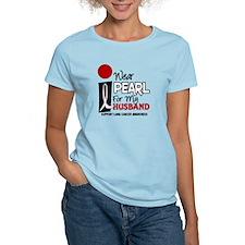 I Wear Pearl For My Husband 9 T-Shirt