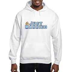 Just Married Hoodie