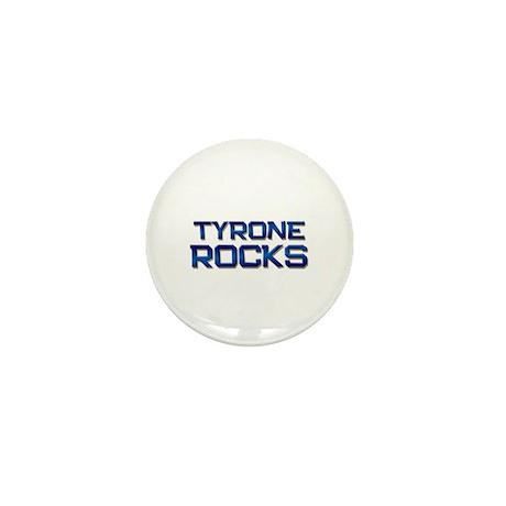 tyrone rocks Mini Button (10 pack)