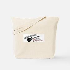 Rock-n-Roll Big Brother Tote Bag