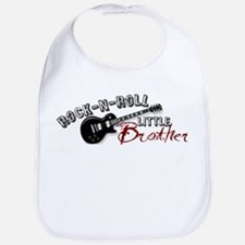 Rock-n-Roll Little Brother Bib