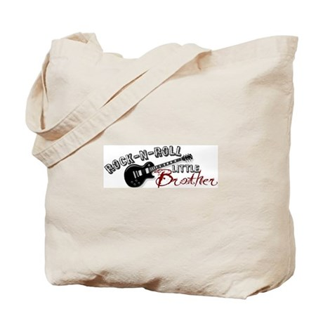 Rock-n-Roll Little Brother Tote Bag