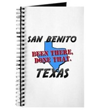 san benito texas - been there, done that Journal