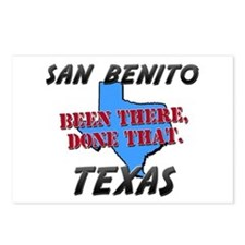 san benito texas - been there, done that Postcards