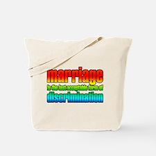 Rainbow Marriage - Tote Bag
