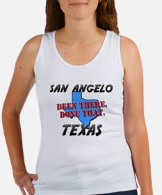 san angelo texas - been there, done that Women's T