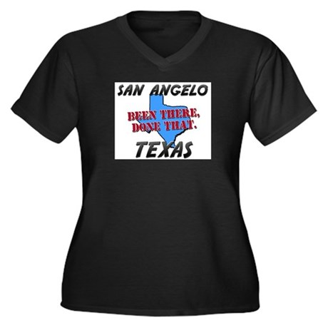 san angelo texas - been there, done that Women's P