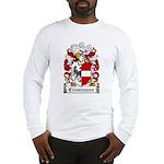 Clemensen Coat of Arms Long Sleeve T-Shirt